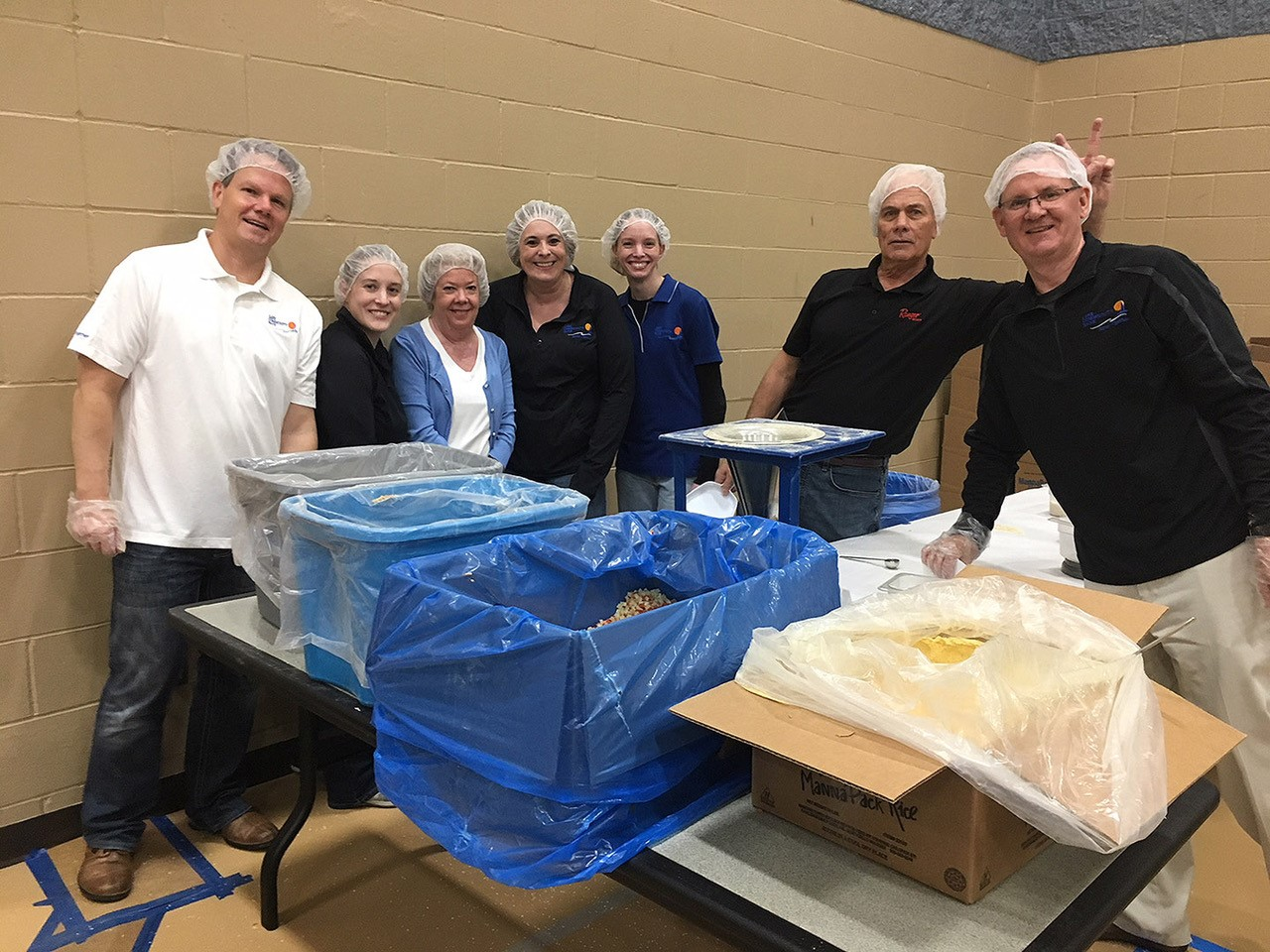 Comm Inv - Feed My Starving Children
